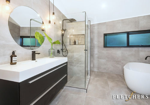 Before and After Bathroom Renovation Melbourne