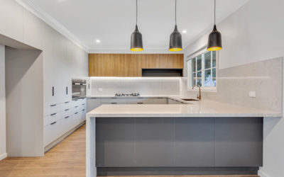 Contemporary Masterpiece Renovation: Caulfield